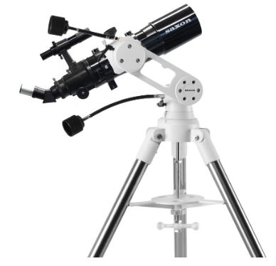 saxon 1206AZ5 Refractor Telescope
