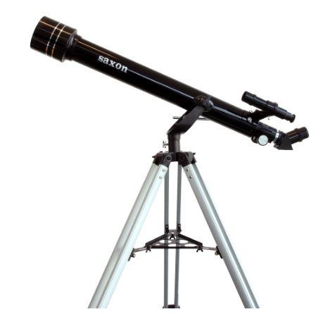 saxon Novo 607AZ refractor telescope