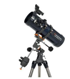Celestron AstroMaster 114EQ reflector telescope