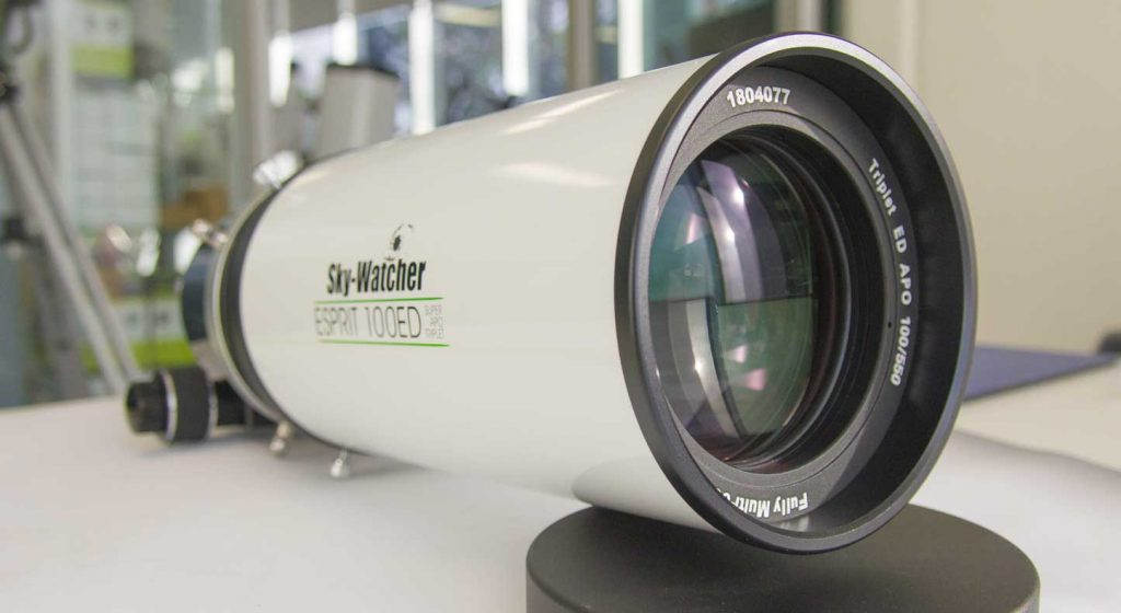 Sky-Watcher Esprit Triplet 100/550 ED Triplet Refractor Telescope