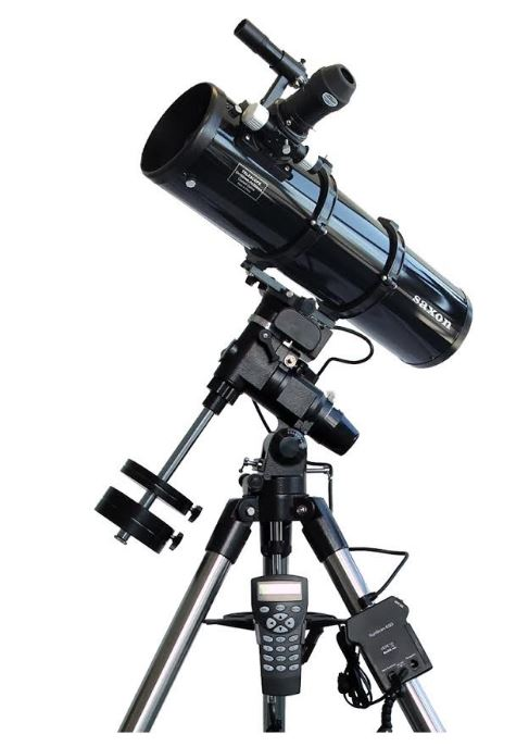 saxon 150DS Newtonian Reflector with GoTo EQ3 Mount Astrophotography Bundle