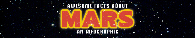 Awesome Facts About Mars!