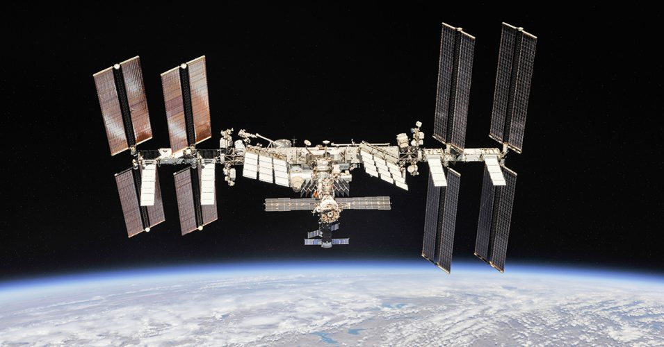 Have you seen the International Space Station?