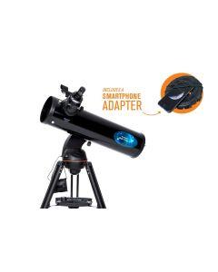 Celestron AstroFi 130mm Newtonian Reflector Telescope