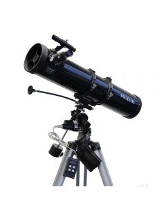 Saxon 1309EQ2 Velocity Reflector Telescope with Motor Drive System