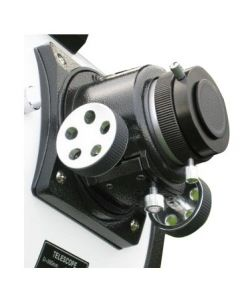 "Saxon 1.25"" Reflector Focuser with 2"" Adapter for Large Telescopes"