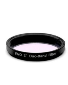 ZWO Duo-Band Filter 2 inch