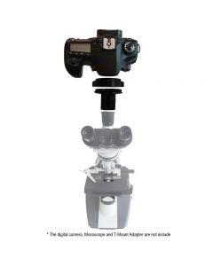"Saxon 1"" to T2 Microscope Adapter"