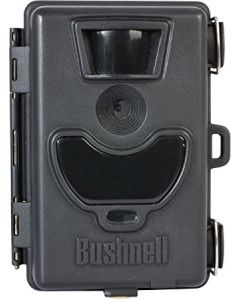 Bushnell 6MP Black LED Surveillance Camera Black Case Night Vision