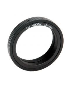 Celestron T-Ring for Nikon F Digital SLR Camera Adapter