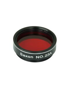 Saxon Colour Planetary Filter No. 23A - 1.25""