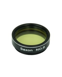 Saxon Colour Planetary Filter No. 8 - 1.25""