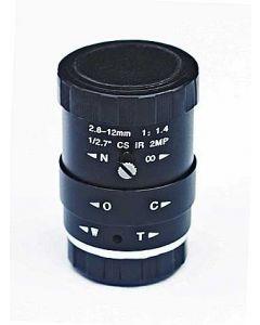ZWO CS Lens 2.8 – 12mm