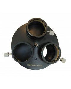 "Saxon 1.25"" Triplet Eyepiece Revolver"