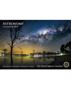 Astrovisuals Astronomy Calendar 2017