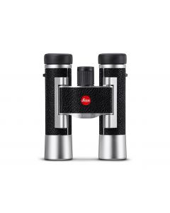 Leica Ultravid 10x25 Leathered, Silver