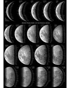 Moon Map and Phase Maps