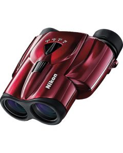 Nikon Aculon 8-24x25 Red Zoom Binoculars