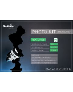 Skywatcher Star Adventurer 2i Photo Kit