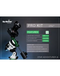 Skywatcher Star Adventurer 2i Pro Pack