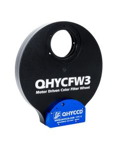 QHY Gen 3 Medium 7 Position Electronic Colour Filter Wheel for 36mm Unmounted Filters
