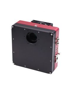QHY 90A All-In-One Cooled CCD Astronomy Camera with Integrated OAG and CFW - 7 Position 36mm