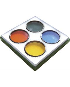 "Saxon 1.25"" Colour & Planetary Filter Set"