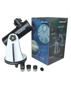 "Saxon 3"" (3-inch) Mini Dobsonian w Accessory Kit"