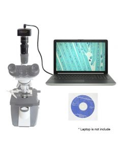 Saxon 3 Megapixel Digital Microscope Camera -USB
