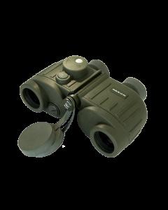 Saxon 8x30 Military Binoculars w/ Compass