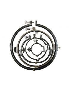 Saxon Tube Rings 90mm for Refractor Telescopes