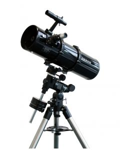 Saxon Velocity 15075EQ3 Reflector Telescope w/ Steel Tripod