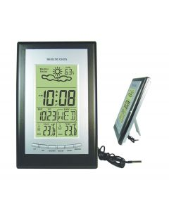 Saxon Multi Function Table-Top Weather Station