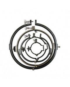 Saxon Tube Rings 150mm for Refractor Telescopes