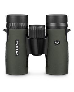 Vortex Diamondback HD 8x32 Binoculars Front View