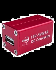 ZWO 12V-5V DC Converter Power Supply