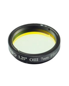 "ZWO OIII 7nm 1.25"" Filter"