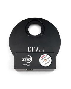 ZWO EFW mini 5 x 1.25 Filter Wheel