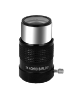 Saxon 2x Barlow lens