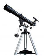 Saxon Novo 909 EQ2 Refractor Telescope
