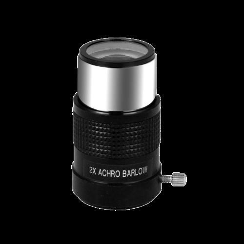 saxon 2x Achromatic Short Focus Barlow Lens 1.25-inch