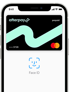 AfterPay Card