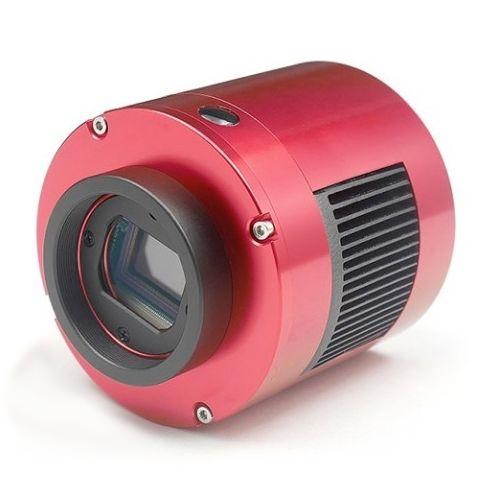 A cooled camera